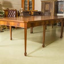 Antique Conference Table Ebth Lexington Kentucky Showroom Sale Ebth