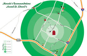 Radius Maps Graphic Design I Marcelo Urieta Bravo