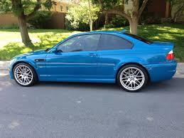 2004 bmw m3 coupe for sale sell used bmw m3 e46 l k laguna seca blue blau 2004