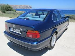 bmw 523i rhd spanish registered for sale in javea costa blanca spain