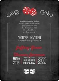 vegas wedding invitations las vegas wedding invitations invitation wording ideas templates
