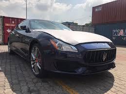 maserati vietnam xe maserati đắt nhất việt nam giá 12 tỷ đồng cập bến xe mới xe