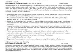 sample district manager resume x sales associate resume sample