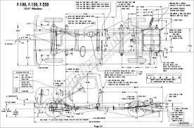 1976 ford body builder u0027s layout book fordification net