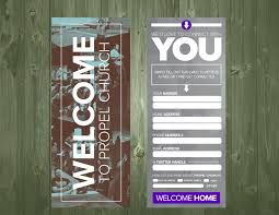 Church Invite Cards Template 18 Best Church Visitor Ideas Images On Pinterest Church Graphic