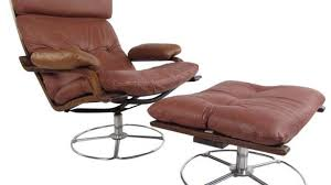 aj homes studio cheswold swivel lounge chair and ottoman with