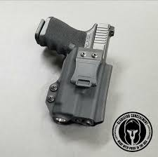 iwb light bearing holster gladiator concealment gladiator concealment