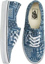 blue patterned shoes 76 best v a n s images on pinterest vans shoes shoes sandals and