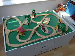 melissa and doug train table and set melissa doug train table and train set combination table set