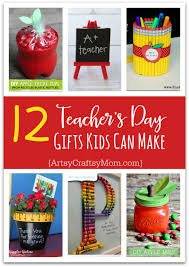 12 useful crafts for teachers day that kids can make