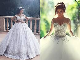 stunning wedding dresses 30 breathtaking wedding dresses for glamorous brides praise wedding
