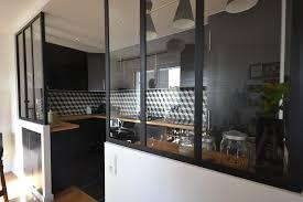 ikea nantes cuisine cuisine en verrière contemporary kitchen nantes by ludivine