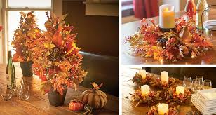 diy thanksgiving centerpieces improvements