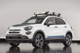 Thule 614 by Roof Rack For Fiat 500x With Sunroof Best Roof 2017