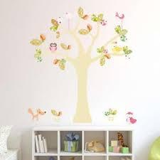 chambre bébé arbre stickers arbre chambre bebe achat vente pas cher
