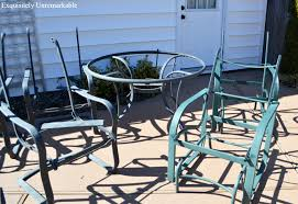 Replacing Fabric On Patio Chairs Outdoor Makeover How To Replace Patio Furniture Slings