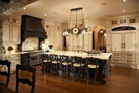 oversized kitchen island custom black cabinets kitchen traditional with stove backsplash