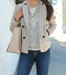 long fashion pearl necklace images How to style pearl jewelry jpg
