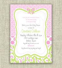 baby shower invitations gray u0026 pink clouds jungle baby
