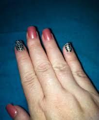 halloween impress nails tiny plastic fingernails broadway nails impress press on nails