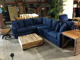 Navy Blue Leather Sectional Sofa Blue Sectional Sofas Forsalefla