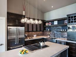 contemporary kitchen lighting awesome pendant over island ideas