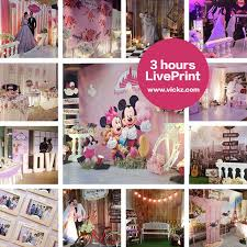 wedding backdrop penang custom photo backdrop and instant photo print vickz photography