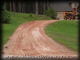 How Much Gravel Do I Need In Yards Gravel Driveways All About Driveways