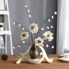 decorative crafts for home decorative flower pots for living room meliving 8bc7b0cd30d3