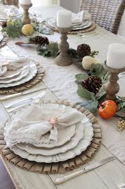 table setting pictures our farmhouse inspired thanksgiving table setting u2022 miss in the