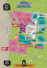 Festival Map Byron Bay Bluesfest Festival Maps