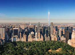 a new nyc tower will be the tallest residential building in the world
