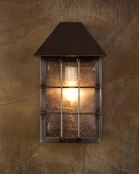 Mexican Wall Sconce Alchemy Lights Wall Sconces