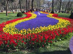 tulip festival map tulip festival emirgan istanbul map of turkey tulip festival