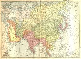 Map Of Asia by Atlas Of Asia Wikimedia Commons