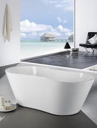 Acrylic Bathtub Eviva Ramo Free Standing 60