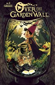 comic book review over the garden wall 2 bounding into comics