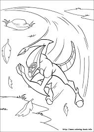 ben 10 77 cartoons u2013 printable coloring pages