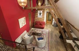 l echappee chambres d hotes petit salon commun des chambres d hôtes l echappée à cauvigny