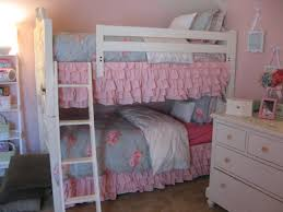 Simply Shabby Chic Bedroom Furniture by Found Bunk Beds On Cl For 400 Bedding Is From Targets Simply