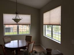 puresafe cordless honeycomb shades available at budget blinds