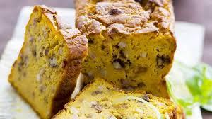 cuisiner potiron recette cake potiron noix raisin recettes les entrées picard