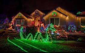 11 best christmas light displays in nevada 2016