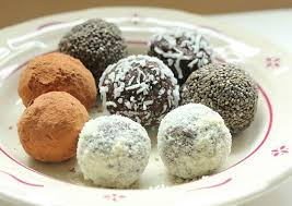 healthy chocolate truffles recipe vegan the nutty scoop from