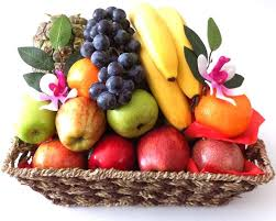 fruit gift ideas fruit baskets gift hers made in a traditional basket