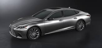 lexus luxury sedan with the all new 2018 ls lexus reimagines global flagship sedan