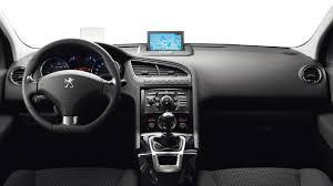 peugeot car interior peugeot 5008 mpv interior design