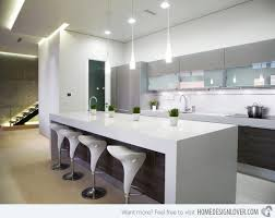 Modern Kitchen With Island Modern Kitchen Lighting Ideas Best Trendy Kitchen Lights 15