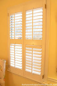 Plastic Plantation Blinds How To Tighten Or Repair Loose Louvers On Interior Plantation Shutters