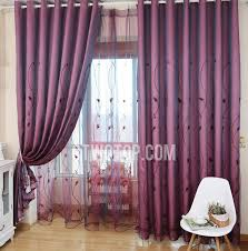 Plum Blackout Curtains Plum Bedroom Curtains U2013 Laptoptablets Us